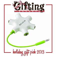 Belkin_Rockstar_5_way_headphone_splitter_TGE_holidaygiftguide2013