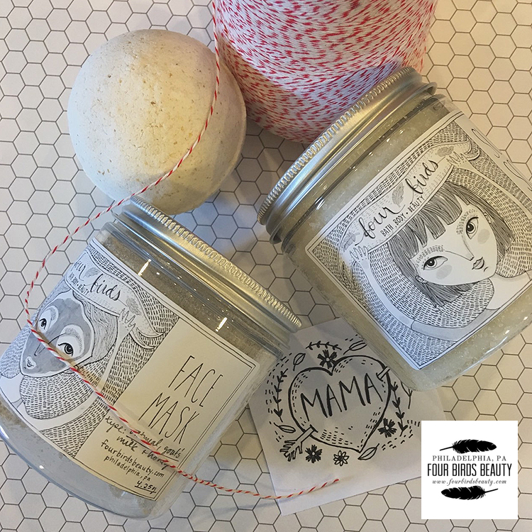 four_birds_beauty_mothers_day_gift_set